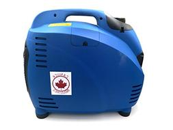 Canuck Indusrties Portable Gas Fuel Power Generator Generato