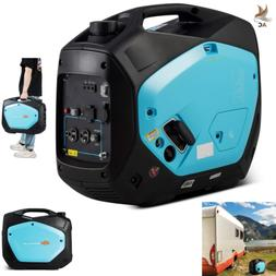 Inverter Generator 2000W Portable Gas Powered USB Outlet EP
