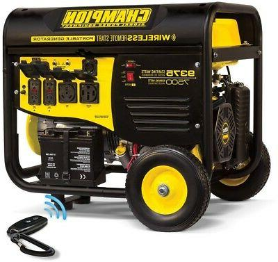 100161 rv ready portable generator