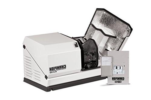 Champion 8.5-kW Generator with Automatic