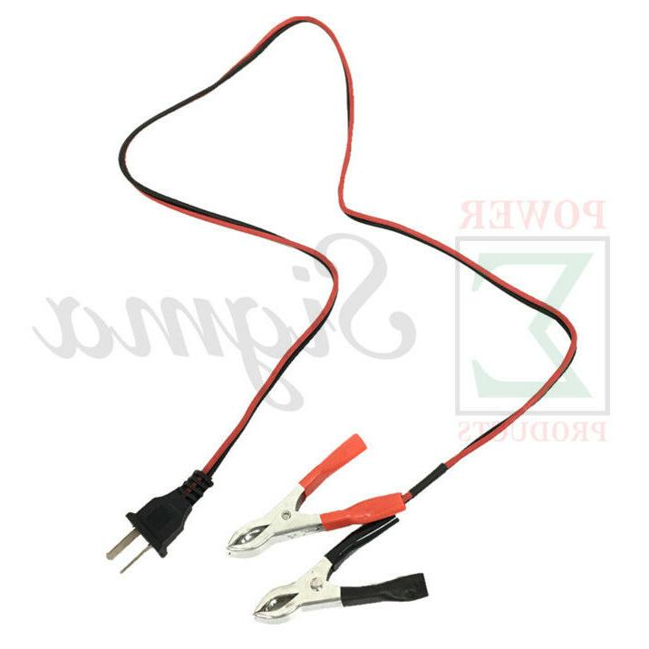 12v dc charging cable for harbor predator