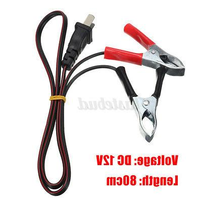 12V DC Cable + Fit Generator