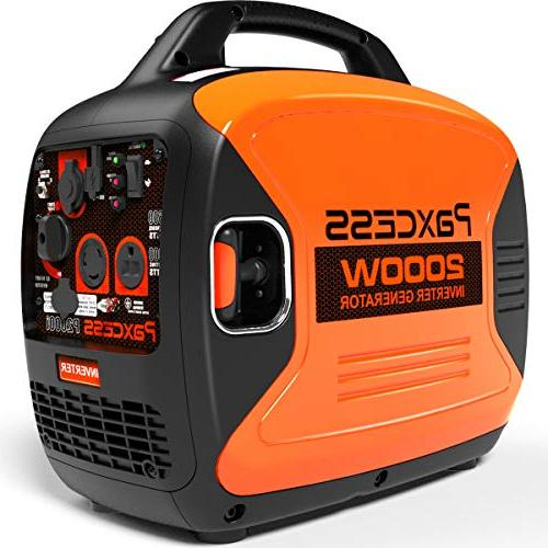 2000 watts portable inverter super quiet gas