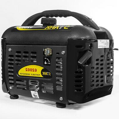 2000W Portable Generator Quiet RV Home Camping 4-Stroke With