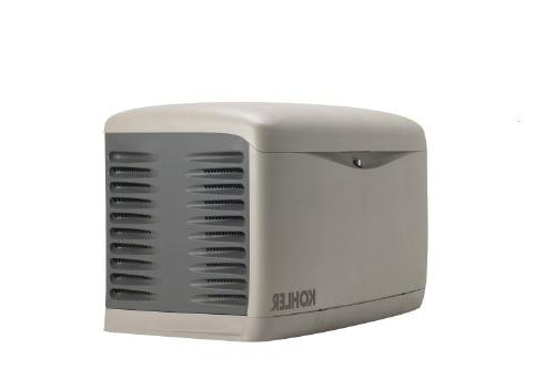 Kohler 20RESCL-200SELS Air-Cooled Standby Generator with 200 Amp Rated, Shedding Transfer Switch
