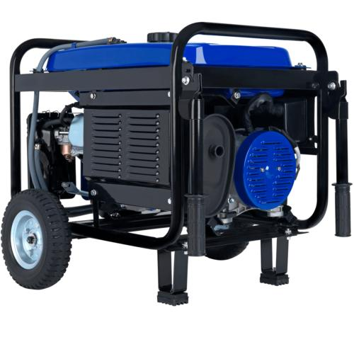 DuroMax 4400 Electric Gas Power Generator -