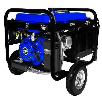 DuroMax 4400 Portable Electric Gas Generator