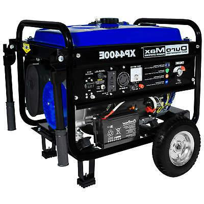 DuroMax Portable Electric RV Generator -