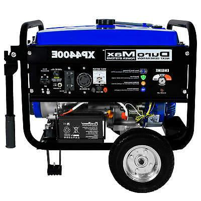 DuroMax Portable Electric Generator -