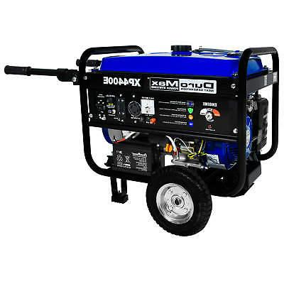 DuroMax Electric Power RV Generator