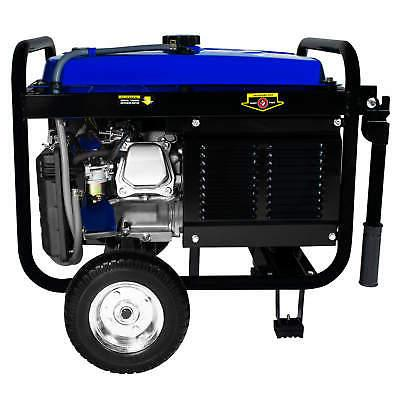 DuroMax Electric Gas Generator - XP4400E