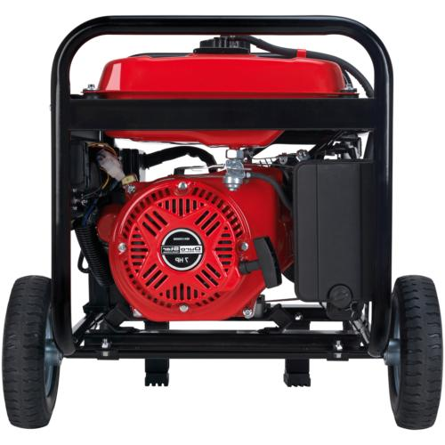 DuroStar 4400 Watt Quiet Portable Electric Start Gas Power Generator