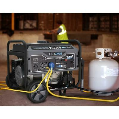 Pulsar Watts Gas/LPG Dual Portable