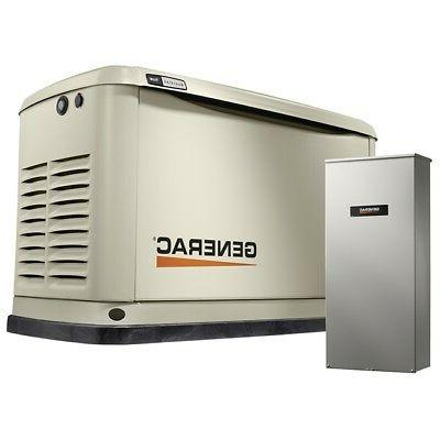 7030 guardian series 9kw generator with 16