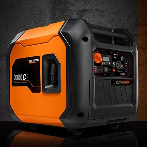 Generac Portable Inverter Quieter Than