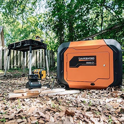 Generac 7127 Watt Portable Inverter Than
