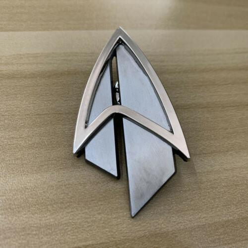 Admiral The Next Generation Pin