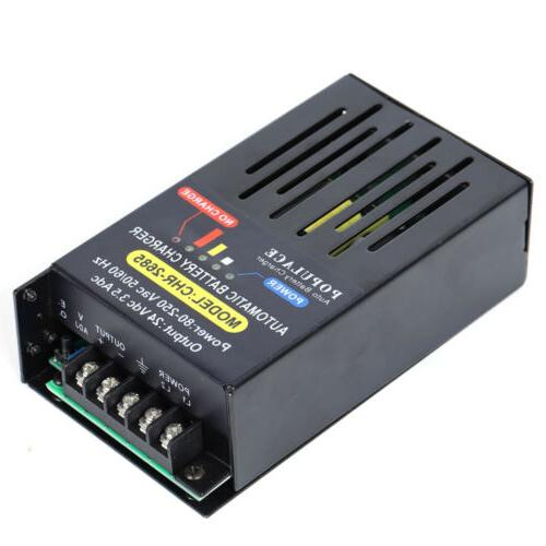 Automatic Charger Generator Intelligent Battery Charger