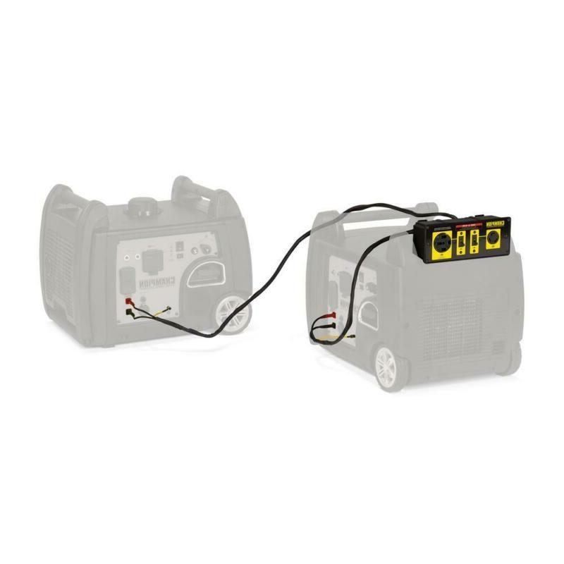 Clip-On Parallel RV Ready for Linking Inverter Amp