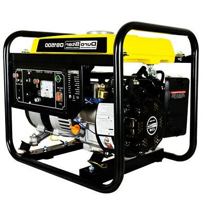 DuroStar DS1500 2.1 Gas Powered Portable Generator