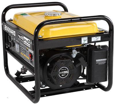 DuroStar DS4000S Gas Powered 4000 Watt Portable Generator - Standby