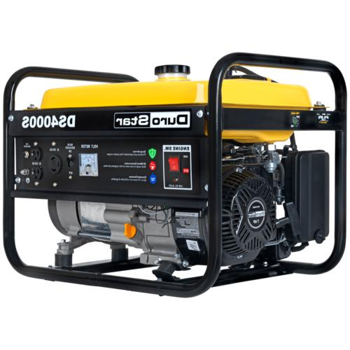 ds4000s gas powered 4000 watt portable generator