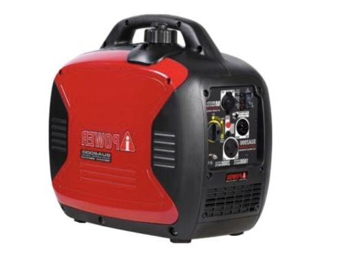 gasoline powered recoil start portable