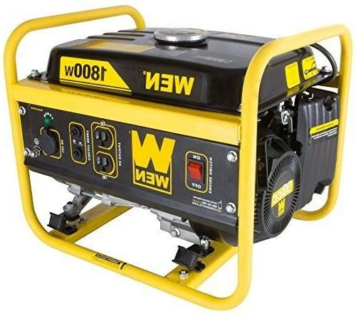 Generator 1500 Watts 1800 Starting