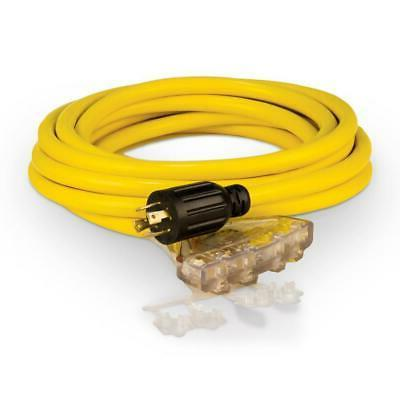 generator power cord 25 ft 240 volt