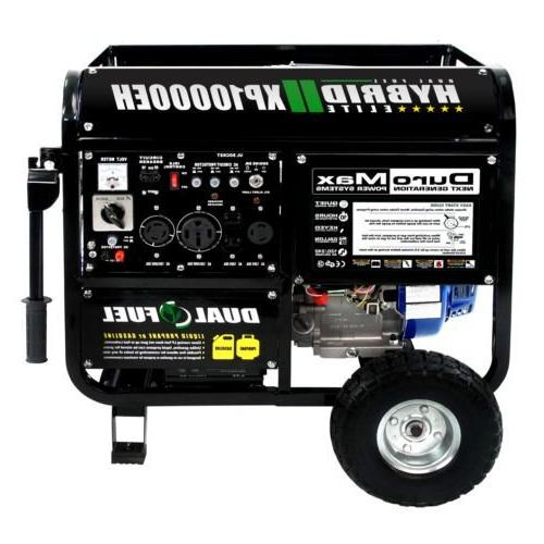 DuroMax 10000 Dual Portable Propane Standby