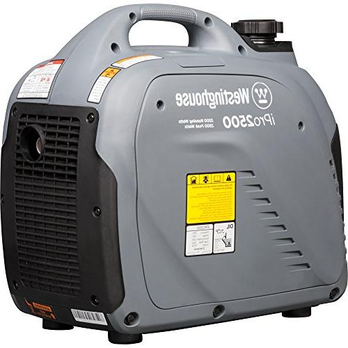 Westinghouse iPro2500 Portable Inverter Rated Peak Powered CARB