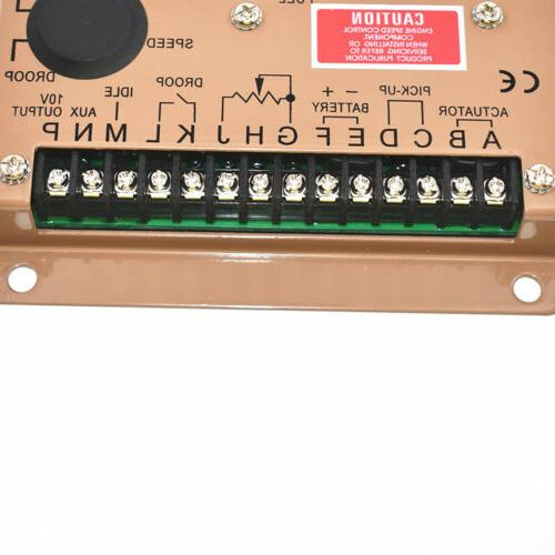 New Engine Controller Governor Genset Parts