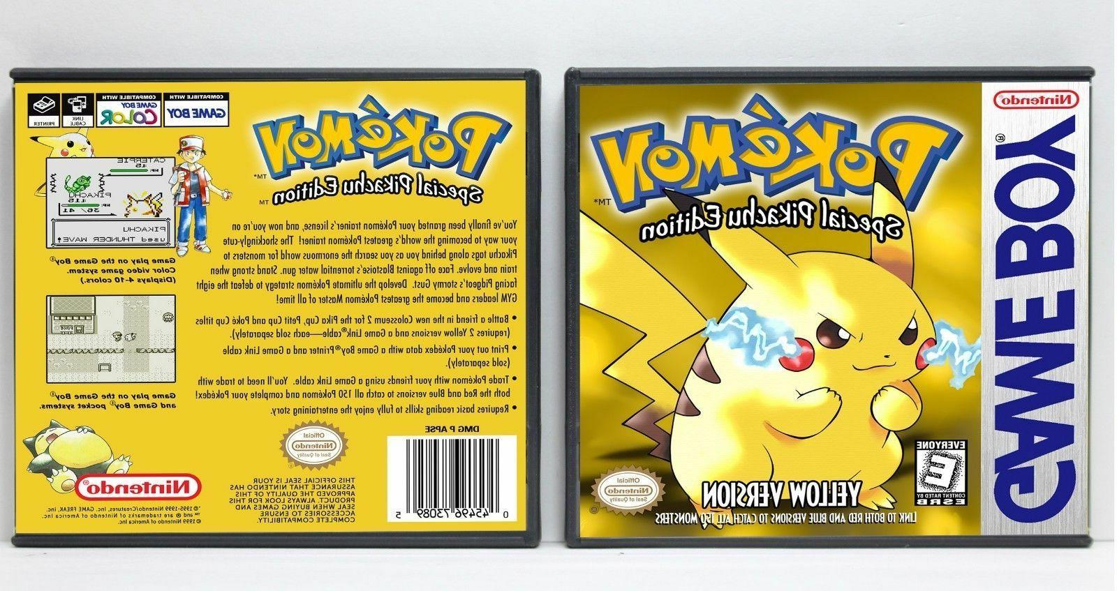 Pokemon 1st and Generation Custom Game *NO GAMES*