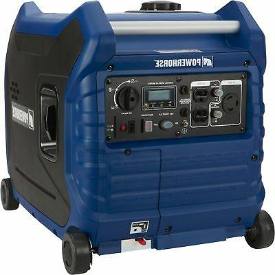 Powerhorse Portable Inverter Generator 3000W Electric Start