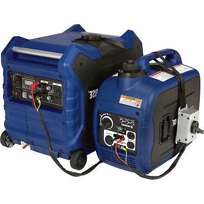 Powerhorse Portable Inverter Generator 3000W Electric /CARB