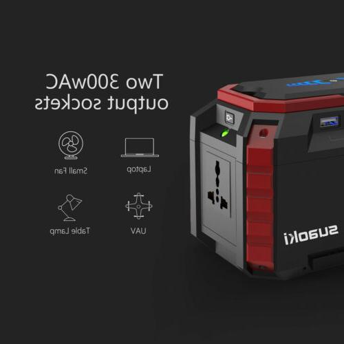 500Wh USB Station For