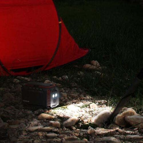 500Wh Generator USB Station Charger For Outdoors Lighting