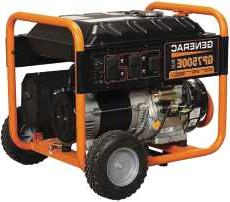 Generac Power Systems 883117 Gp7500E-7500W Gas Generator