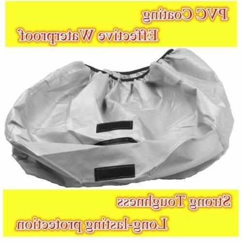 All Weather Silver Dust Cover Accessories For Honda Generato