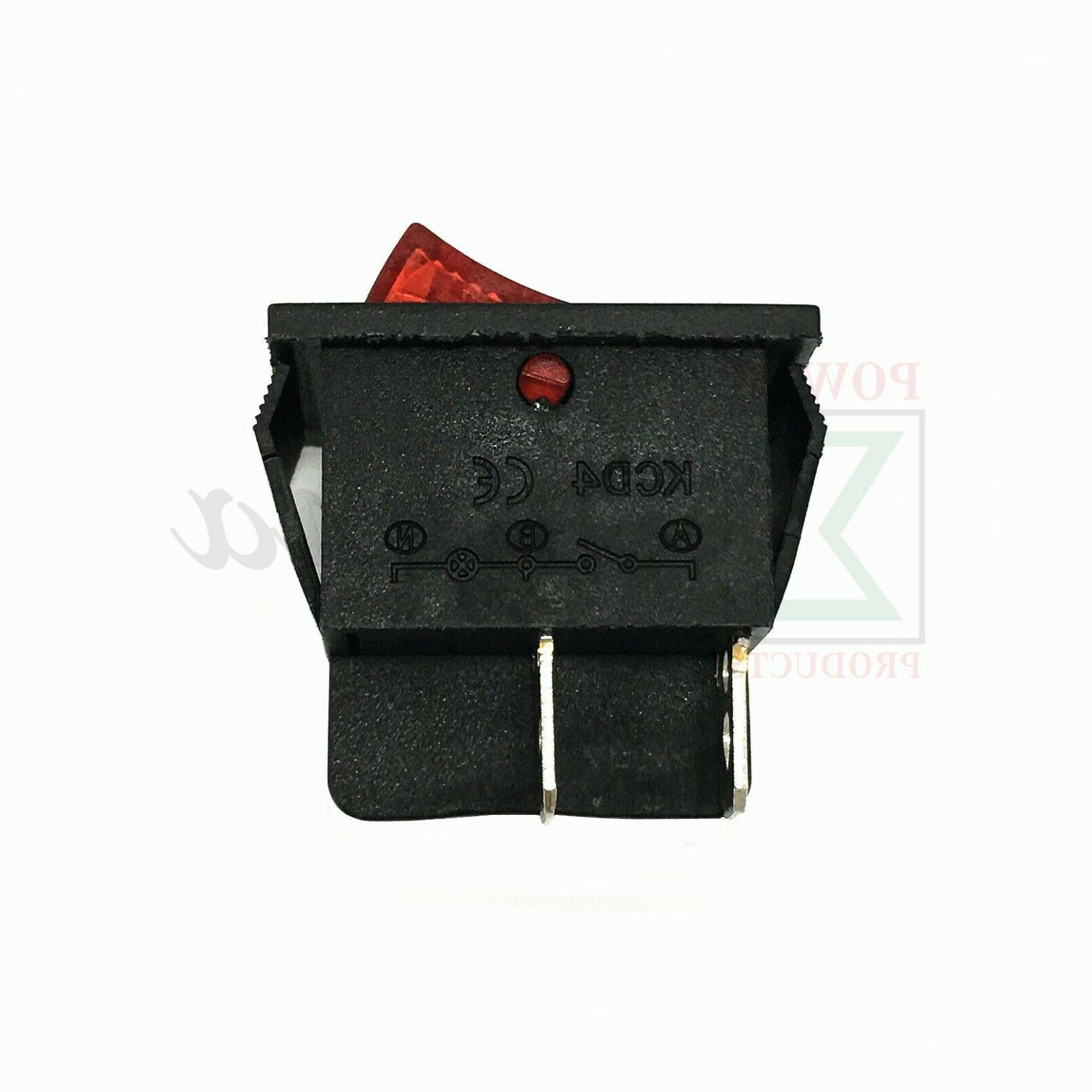 Red On Switch For Champion RecoiI Inverter Generator 75531i