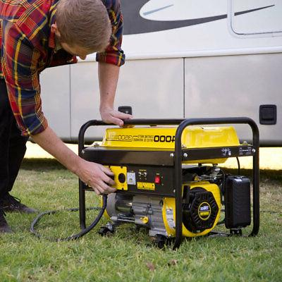 Champion Outlet Portable Generator CARB Approved