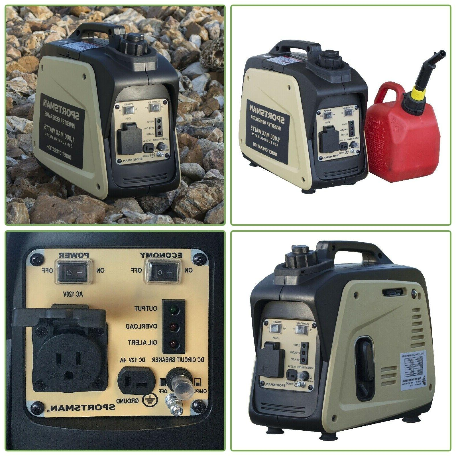 sportsman inverter generator 1000 starting
