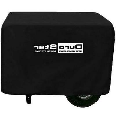weather resistant portable generator cover