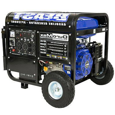 DuroMax Portable Electric Generator - Standby