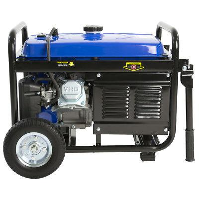 DuroMax XP5500E 7.5 HP Electric Start Powered