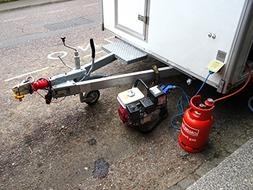 Home Comforts Laminated Poster Trailer Powered Generator Arc