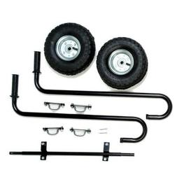 "Lifan LFWKT Universal Wheel Kit for Small Round 1"" Tubing Ro"