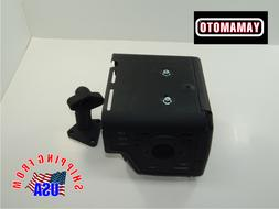 Yamamoto Muffler Assembly. For GX390 Generators. W/Exhaust P