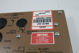 new electronic engine speed controller governor esd5500e