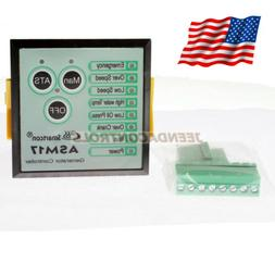 New Generator Controller ASM17 Auto Start Stop Function Repl